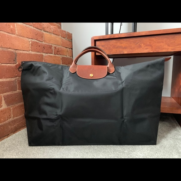 Longchamp Le Pliage Travel Bag XL Made in France